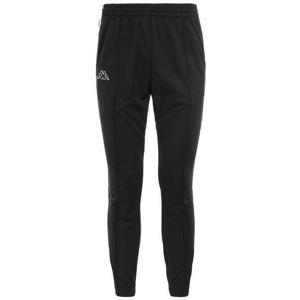 Kappa Astoria Slim Fit Pant, Black