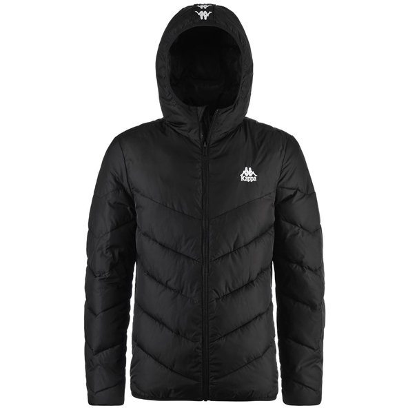 Kappa Banda Amarit Authentic Jacket, Black