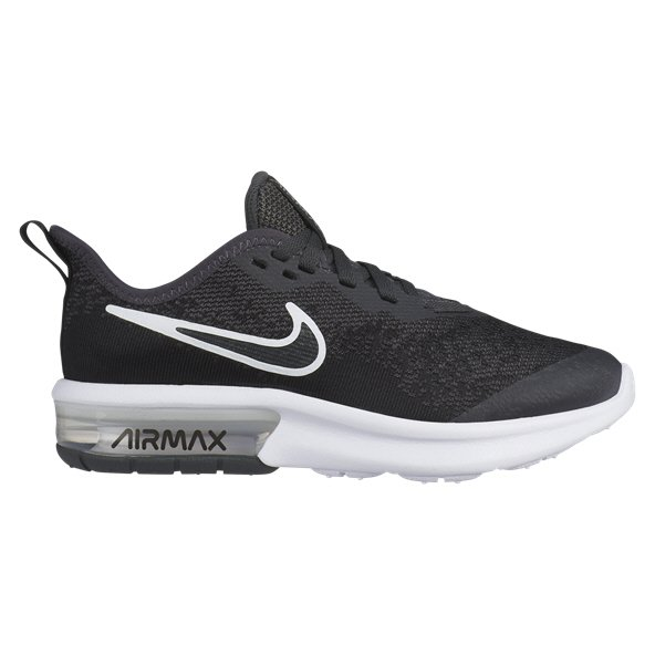 27fdcc8dfb74 Nike Air Max Sequent 4 Boys  Trainer Anthracite