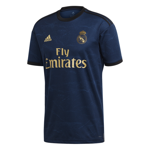 adidas Real Madrid 2019/20 Away Jersey, Navy