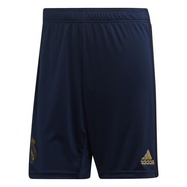 adidas Real Madrid 2019/20 Away Short, Navy