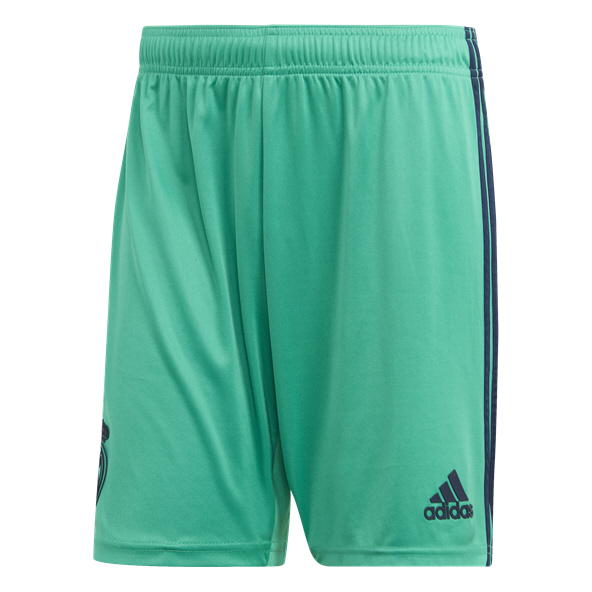 adidas Real Madrid 2019/20 3rd Short, Green