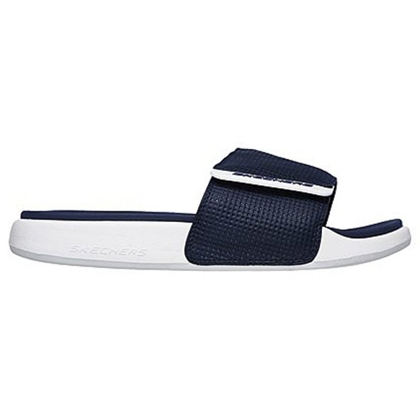Skechers Gambix Men's Sliders Navy