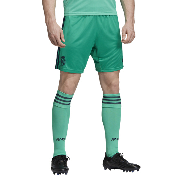 adidas Real Madrid 2019/20 3rd Sock, Green