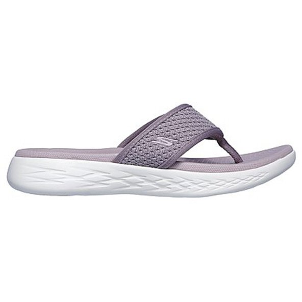 Skechers On-The-Go 600 Women's Sandal, Purple
