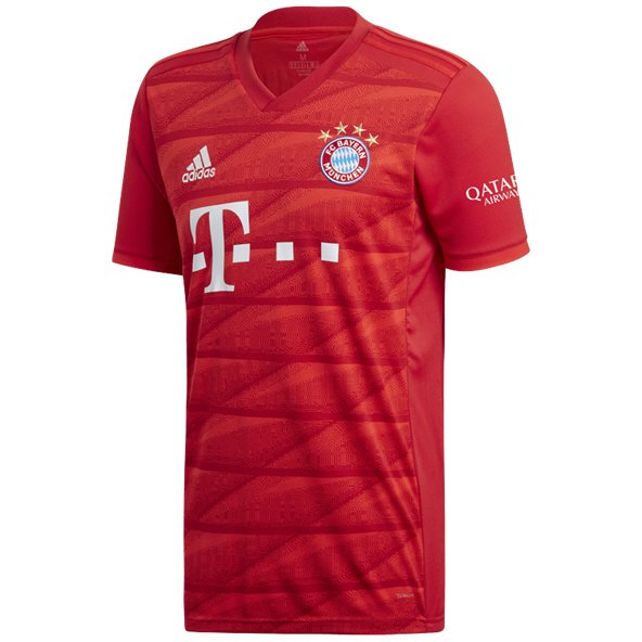 f2536210c2 adidas FC Bayern Munich 2019/20 Home Jersey, Red