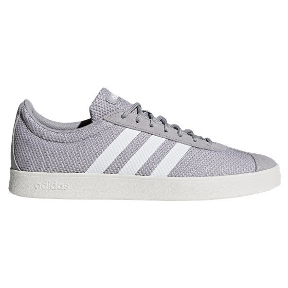 adidas VL Court 2.0 Men's Trainer, Grey