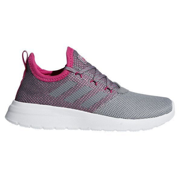 adidas Lite Racer Girls' Trainer, Grey