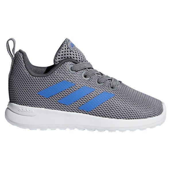 adidas Lite Racer Infant Boys' Trainer, Grey