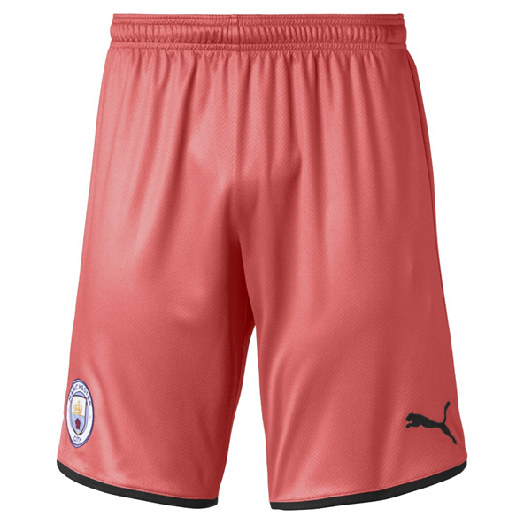 Puma Manchester City 2019/20 3rd Short, Orange