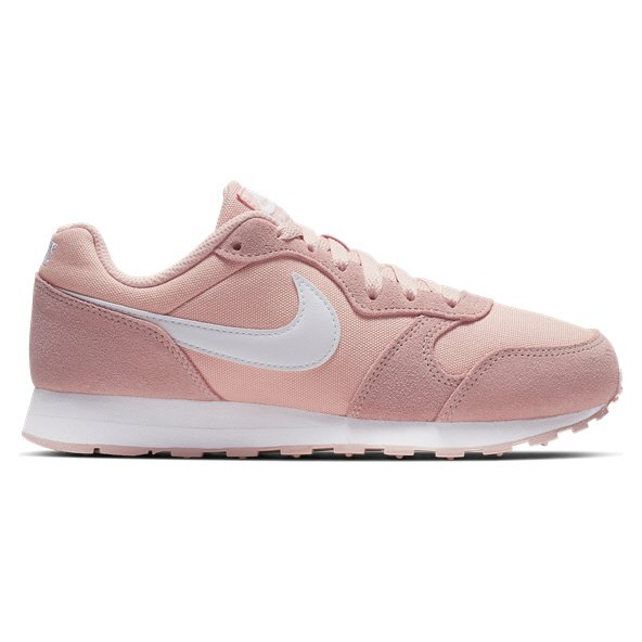 Nike Runner MD 2 PE Girls' Trainer Coral/White