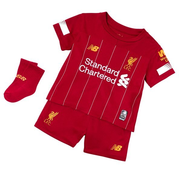 8daa4a45996 New Balance Liverpool 2019 20 Baby Kit
