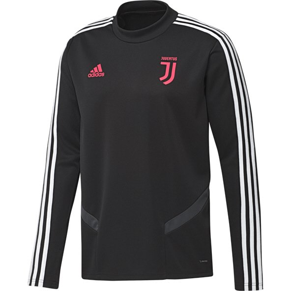 adidas Juventus 2019/20 Training Top, Black