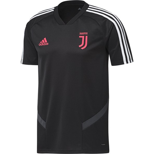 adidas Juventus 2019/20 Training Jersey, Black