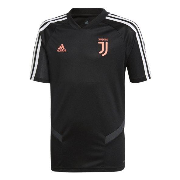 b534556c9 adidas Juventus 2019/20 Kids' Training Jersey, Black