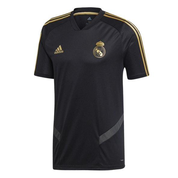 adidas Real Madrid 2019/20 Training Jersey, Black