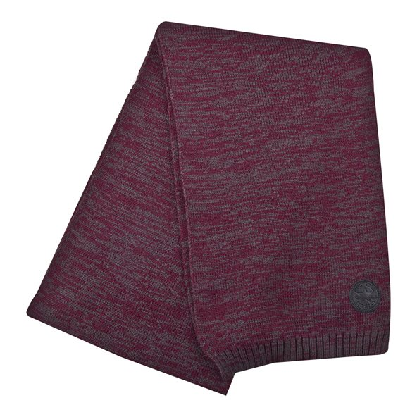 Convers Twisted Yarn Scarf Bordeaux