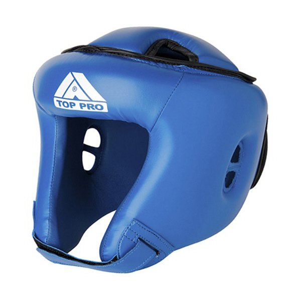 Top Pro Training Headgear, Blue