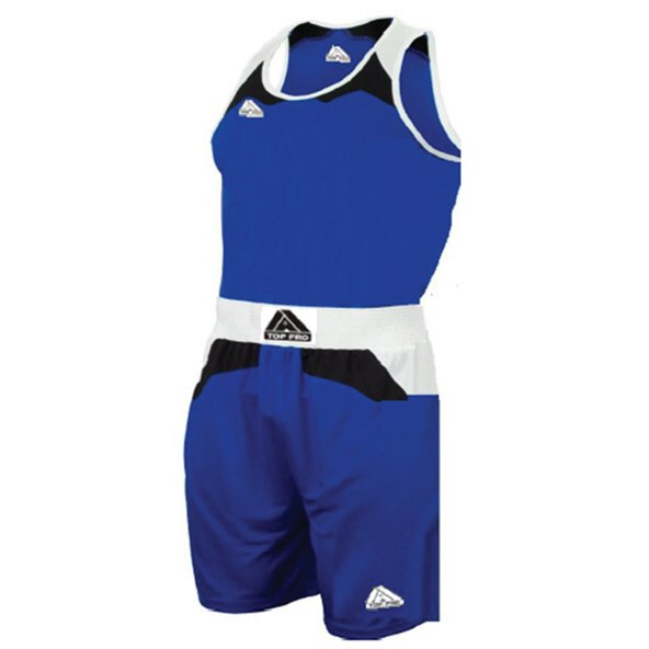 Top Pro Amateur Boxing Set, Blue