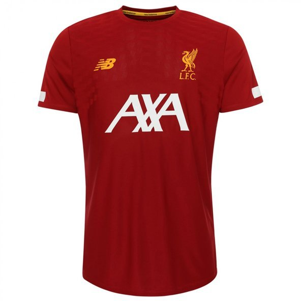 NB Liverpool FC 2019/20 Pre-Game Jersey, Red