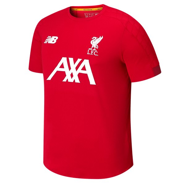 NB Liverpool FC 2019/20 Kids' Training Jersey, Red