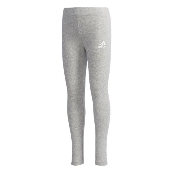 adidas Comfort Junior Girls Tights Grey/Heather