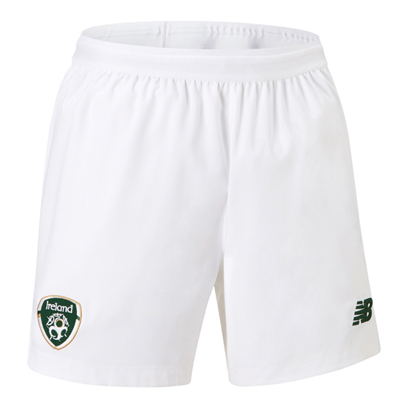 NB Ireland FAI 2019 Kids' Away Short, Green