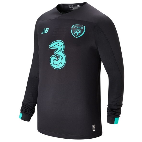 NB Ireland FAI 2019 Kids' Away GK Jersey, Navy