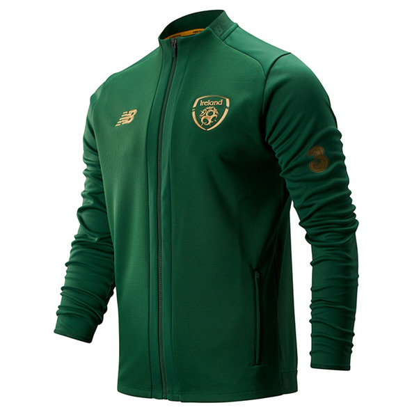 NB FAI 2019 Game Jacket, Green
