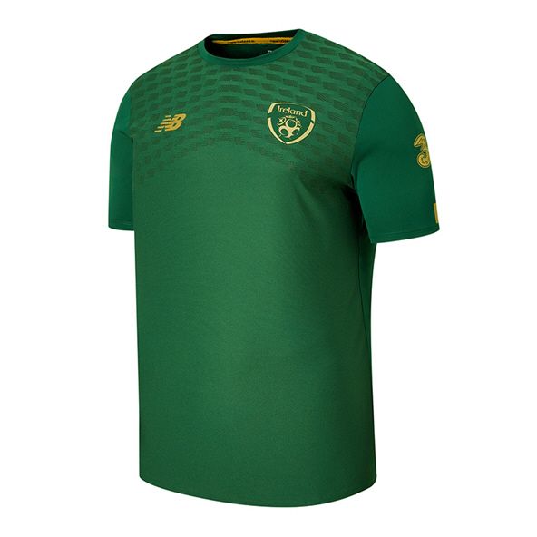 NB FAI 2019 Pre Game Jersey, Green