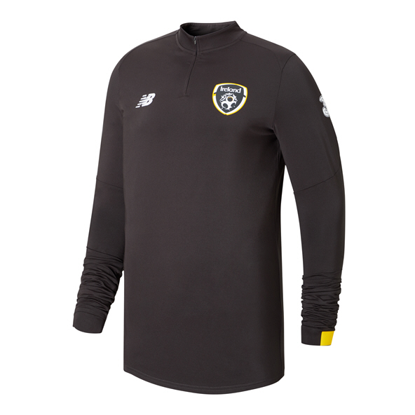 NB FAI 2019 On-Pitch Midlayer, Black