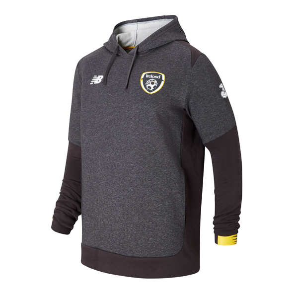 NB FAI 2019 Training Hoody, Black