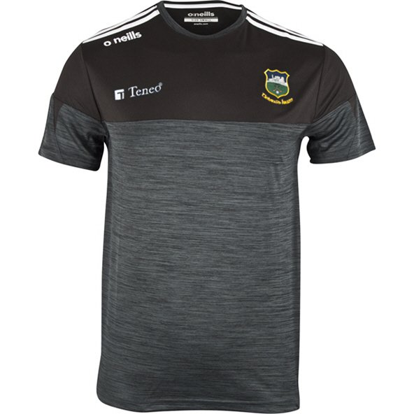 O'Neills Tipperary Cronin Men's T-Shirt, Grey