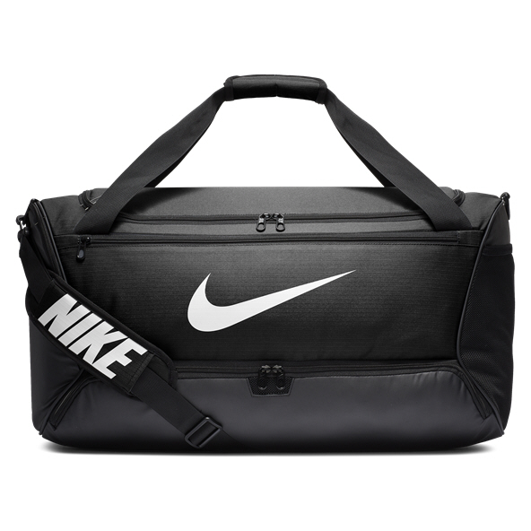 Nike Brasilia Duffel Bag 9.0 – Medium, Black
