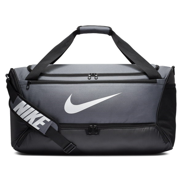 Nike Brasilia Duffel Bag 9.0 – Medium, Grey