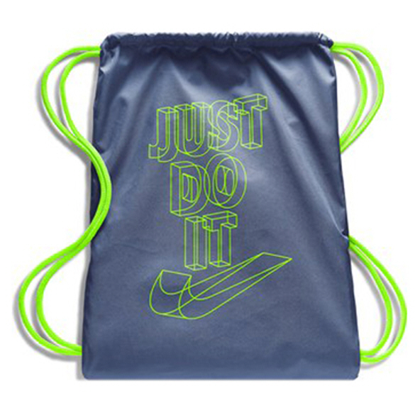 Nike Youth GFX Gymsack Navy