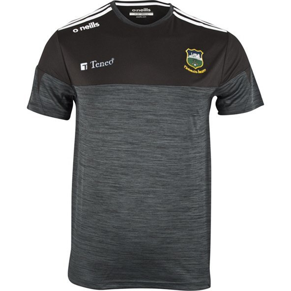 O'Neills Tipperary Cronin Kids' T-Shirt, Grey