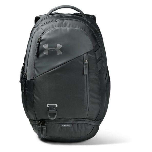 Under Armour® Hustle 4.0 Backpack, Grey