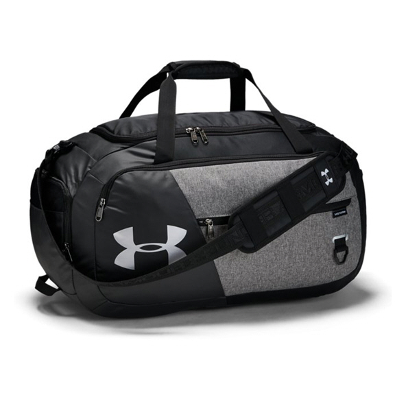 Under Armour® Undeniable 4.0 Duffel Bag - Medium, Grey