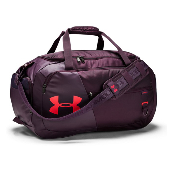 UA Undeniable Duffel 4.0 Medium Purple