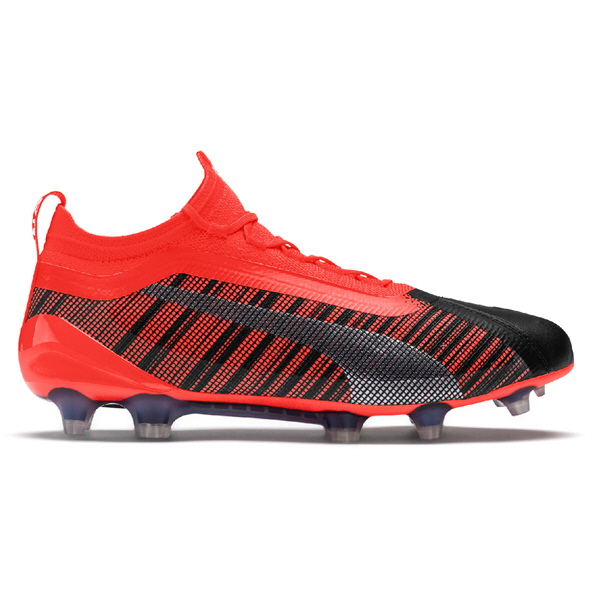 Puma ONE 5.1 FG AG Football Boot, Black