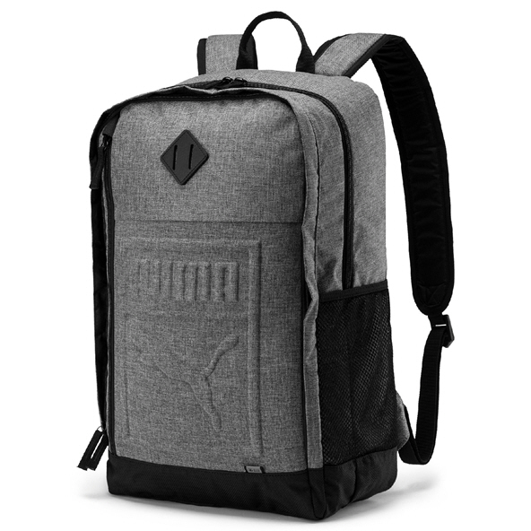 Puma Square Small Backpack Grey