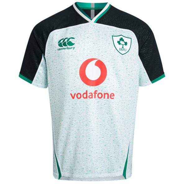 Canterbury IRFU 2019 Kids' Pro Alternate Jersey, White
