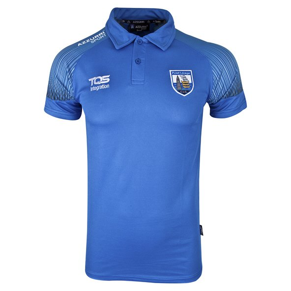 Azzurri Waterford Kinvara Polo, Blue