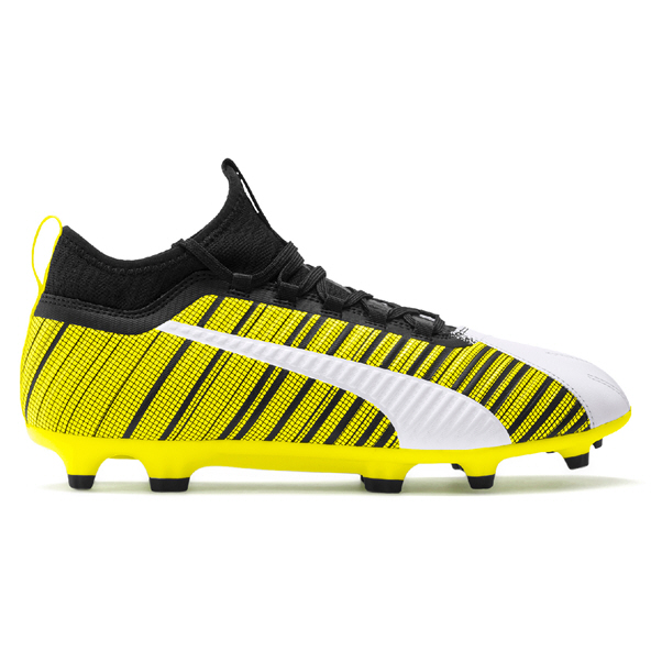 Puma ONE 5.3 FG AG Football Boot, Yellow