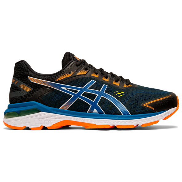 Asics GT-2000 7 Men's Running Shoe, Black