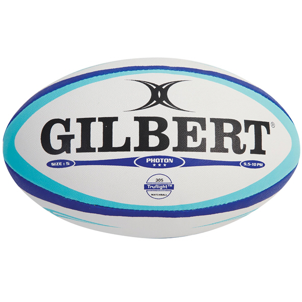 Gilbert Photon Match Ball - Size 4, White
