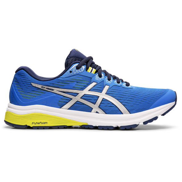 Asics GT-1000 8 Men's Running Shoe, Blue