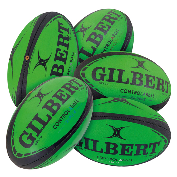 Gilbert Control-A-Ball Set - Size 5, Green