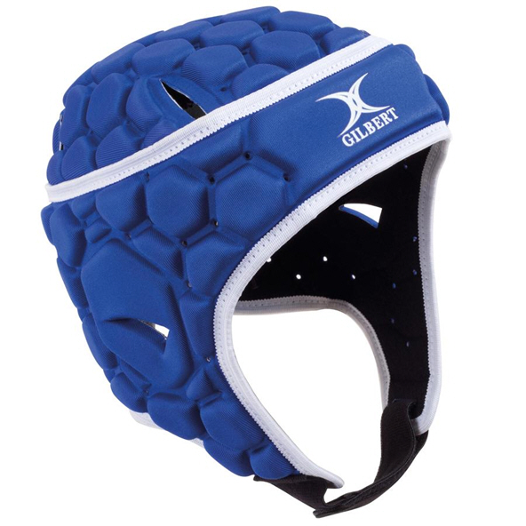 Gilbert Falcon 200 Rugby Headgear, Royal Blue